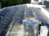 non pressure evacuated tubes solar collector
