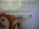 3D Printable Sheet