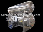 Double Layer Water Immersion Type Sterilizing Retort