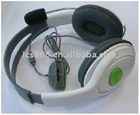 Video Game Headset For Xbox360