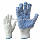 7 gauge cotton knit gloves industry