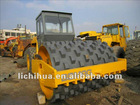 Vibratory road roller Bomag