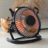 electric mini heater desktop use
