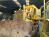 used crawler bulldozer komatsu D155 for sell