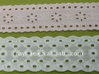 100% cotton Lace band