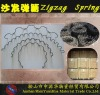 High Carbon Steel Zigzag Spring for Sofa