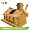 solar wooden windowmill for kids