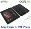16000mAh solar mobile charger,solar iPad/iPhone charger,solar cell phone charger