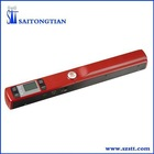 Portable scanner A4 document photo business card scanner 600/300dpi USB port