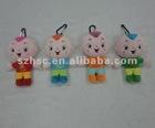 cartoon shape cute funny stuffed plush doll toy