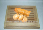 hot sell wooden bread chopping board