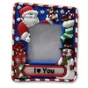soft PVC photo frame;2010 hot christmas gifts