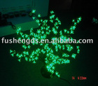super hot christmas tree branch lights artifical