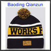 The cheaper gold workers for jerks pom pom beanie hat
