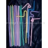 colorful disposable straw