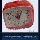cheap plastic desk alarm clock