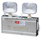 rechargeable led lamp two head