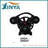 XINYA A-type 8bar 3hp 65mm cylinder ac piston belt driven air compressor part compressor head air pump(2065A)
