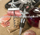 Starfish Wedding Wine Stopper