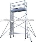 4m Aluminum mobile tower