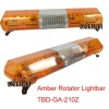 amber or yellow emergency vehicle lights with speaker in the middle TBD-GC-210Z