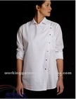 White New Designing Chefs Coat