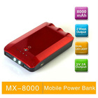 Power Bank for Samsung Galaxy s3 with Dual USB Slot