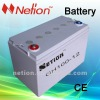 12V 100AH Colloid Battery/Gel Battery (deep recycle)