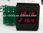 digital voltmeter and ammeter PDU