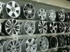 17inch popular color lip car alloy wheel