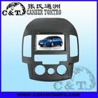 "7"" HYUNDAI I30 2 din Car DVD Player, Car Original Fit DVD with GPS, ISDB-T/DVB-T etc"