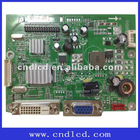 LED controller board for DP panel/PC monitor