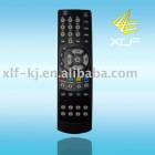 XLF-051A TV1/2, VCR1/2, DVD1/2, SAT/CBL, AUX 55 keys 9 in 1 universal remote controls