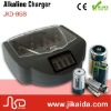 Poratble rechargeable alkaline battery charger with UL,VDE,UK,SAA,IRAM
