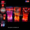 LED glowing coke glass