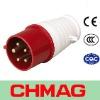 IEC SOCKET 5P 16A/32A 380V