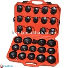 Oil Filter Cap Wrench Set 30pc