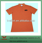 men's solid color/ red /short sleeve /cotton / cheapest casual t-shirt