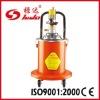 Pressure Ratio:50:1 20L air grease pump