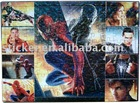 Puzzle sticker - Spiderman