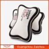 6799 Cute bone shape and high quality environmental protection support pillow for car