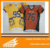 sublimation football jersey,American football jersey,American custom football jersey
