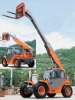 Telescopic Forklift (3.5t, 2 segments boom)