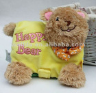 Baby toy educational cloth book