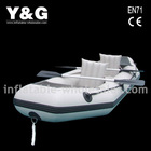 aluminum floor sport kayak