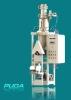 Semi-automatic mixture filling machine