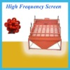 Easy adjusted high frequency screen