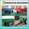 tractor dump trailers