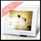 Digital Photo Frame with Multimedia Player