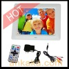 8 Inches TFT True Color Crystal Clear LCD Digital Photo Frame